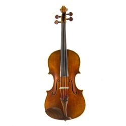 Violin Handmade instrument, copy of Guarnerius 1743, size 4/4