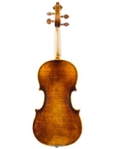 VIOLIN BY WILHELM HAMMIG, Leipzig 1906, size 4/4