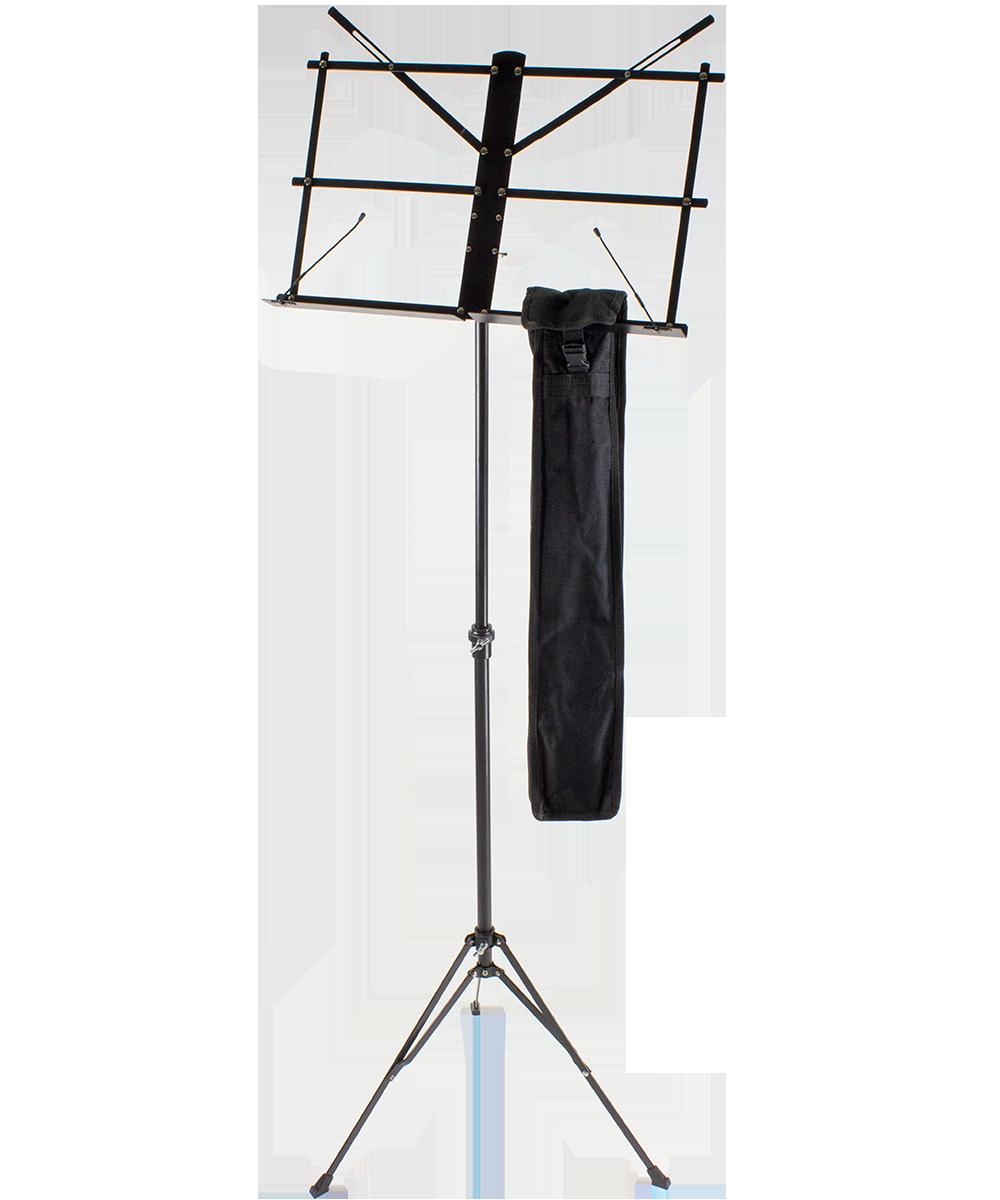 Standard Metal Music Stand, black