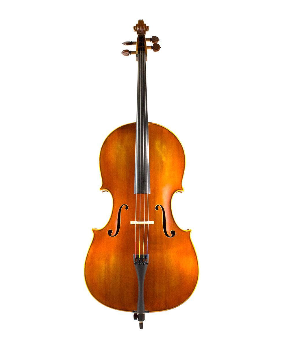 Cello Montagnana Model, made by Nikolai Tambovsky, size 4/4