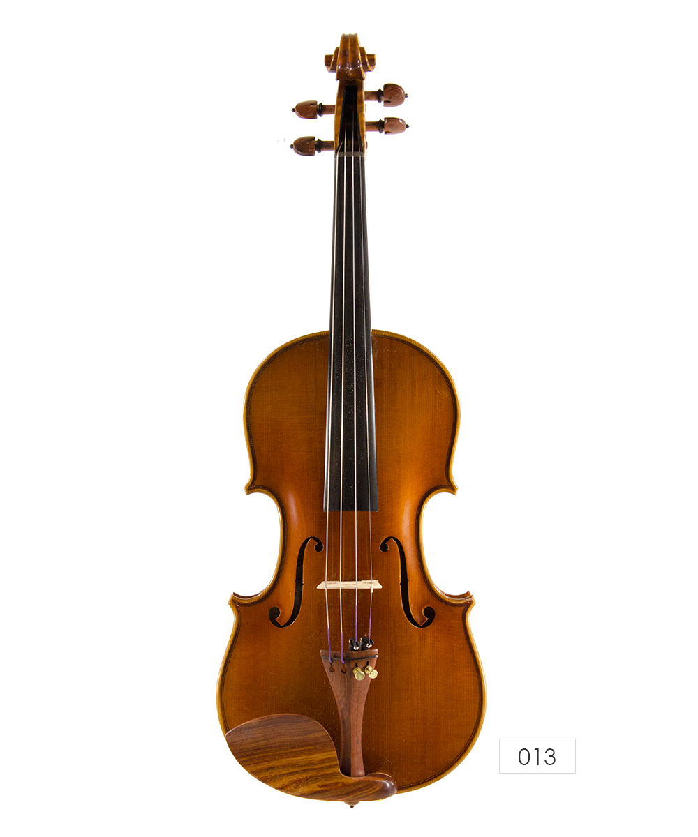 "Violin Nikolai Tambovsky Copy of Guarneri ""del Gesu"" Model, art-013, size 4/4"