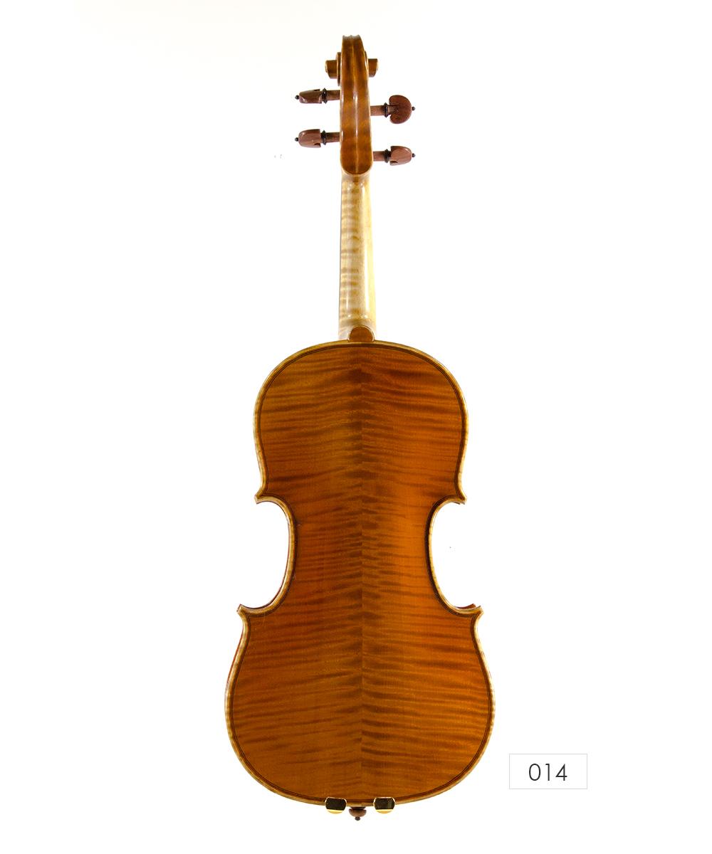 "Violin Nikolai Tambovsky Copy of Guarneri ""del Gesu"" Model, art-014, size 4/4"
