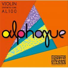 Thomastik Alphayue Violin String Set, size 4/4