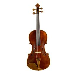 VIOLIN BY N.T. VIOLIN SHOP, Copy Guarnerius Model, Anno 2018, size 4/4