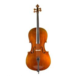 Cello Handmade Instrument Copy of A. Stradivarius Model, size 4/4
