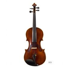 Violin made in Czechoslovakia, size 4/4