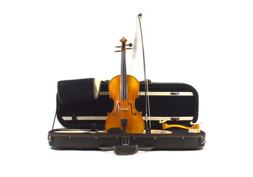 Violin OUTFIT AM NTVS, size 4/4, A. Stradivarius Model
